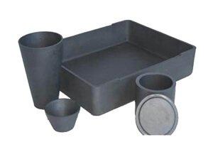 Cadinho de carboneto de silício sic