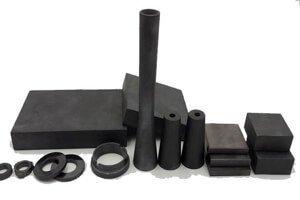 Placas de carboneto de silício sic